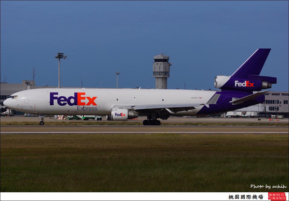 FedEx N525FE貨機002