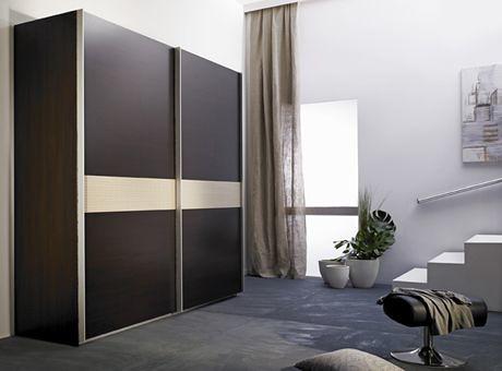 Closets modernos aprovecha tu espacio sin ostentaci n for Recamaras modernas con closet