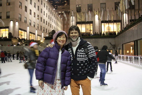 @ The Rink at Rockefeller Center