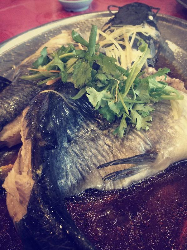 Lung Seng Seafood Restaurant, Tanjung Tualang