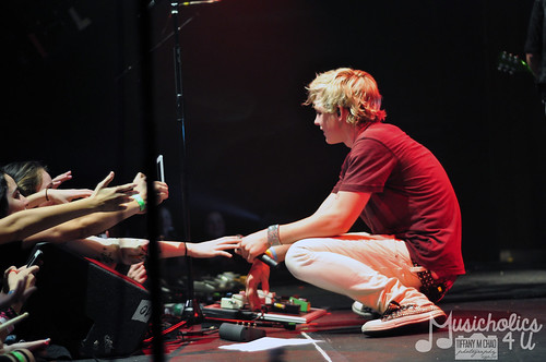 R5, Namesake, and Taylor Mathews