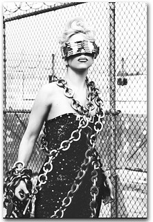 Lady Gaga Poster – Chains   - Poster available for sale at ConcertPoster.Org full link below