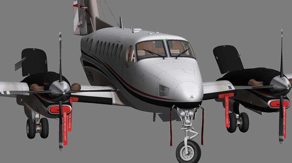 milviz king air 350i vc work in progress page 3  milviz bell 407 sp3.php #11
