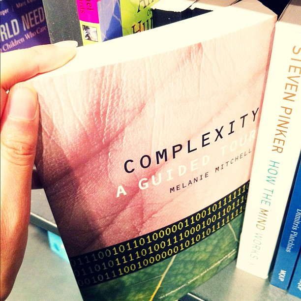 Complexity: A Guided Tour (Melanie Mitchell)