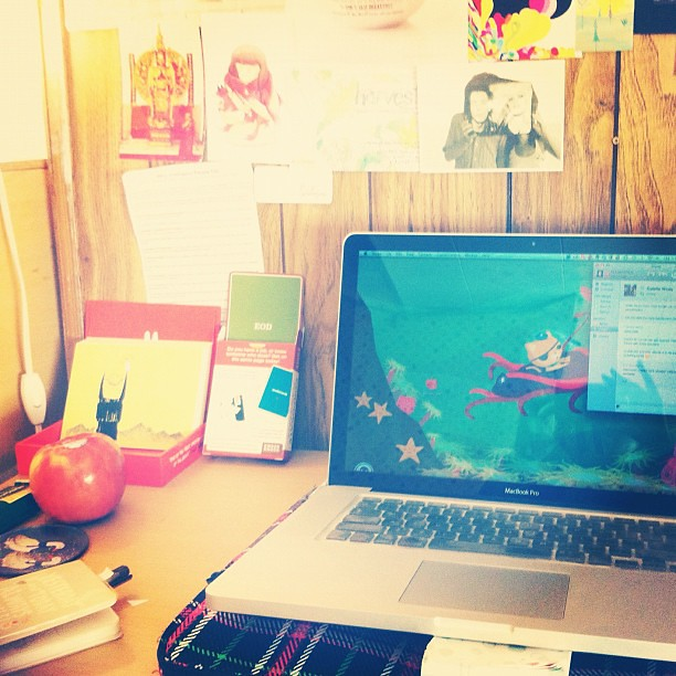 workspace lately