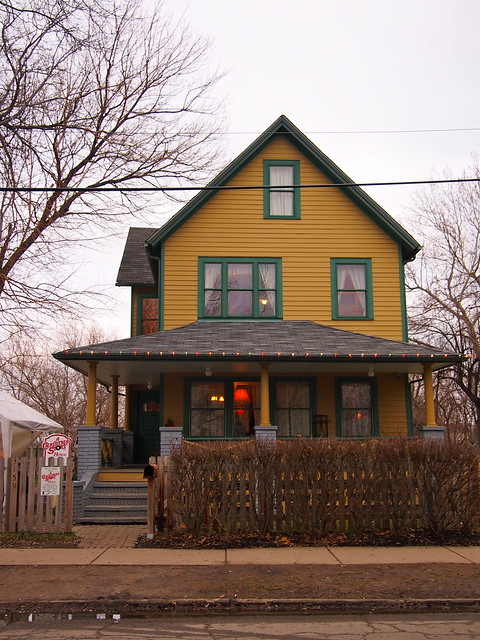 a christmas story house - Where Was The Christmas Story Filmed
