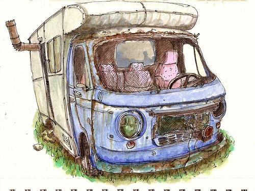 The Old Caravan