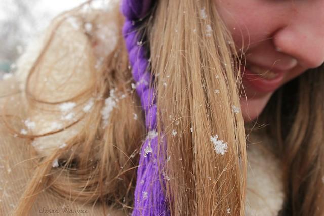 Snow Hair3