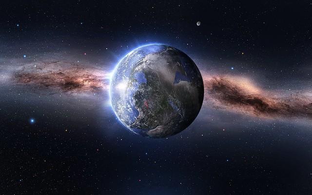 Wallpaper for desktop – Space – free download