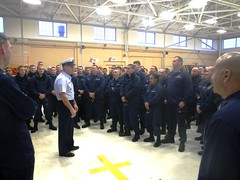 MCPOCG visits Air Station Port Angeles