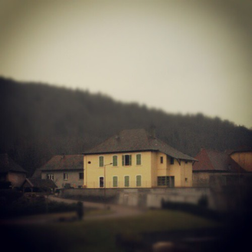 Rainy day. #isere