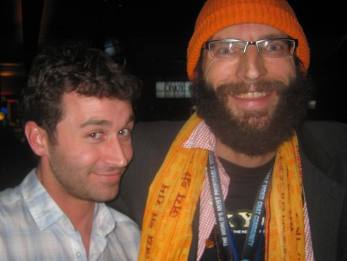 @Seksi with James Deen at AVN 2012