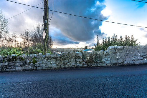 Newbridge - Old Railway Bridge On Station Road by infomatique