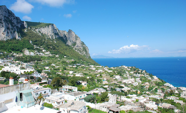 Italy | Capri Island by Edward Langley, on Flickr