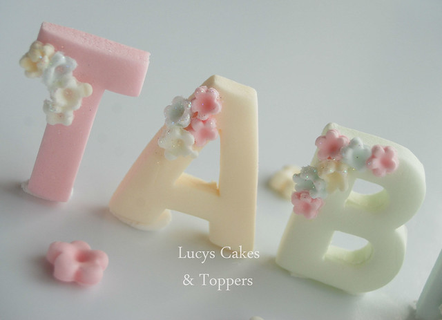 Cake Toppers Letters Uk : photo