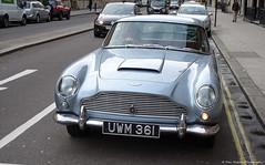 automobile, vehicle, aston martin db5, antique car, classic car, vintage car, land vehicle, sports car,