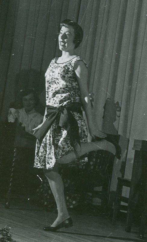 My Mom, 1952