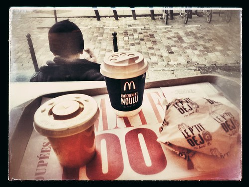 McDonalds Breakfast by Paris Set Me Free