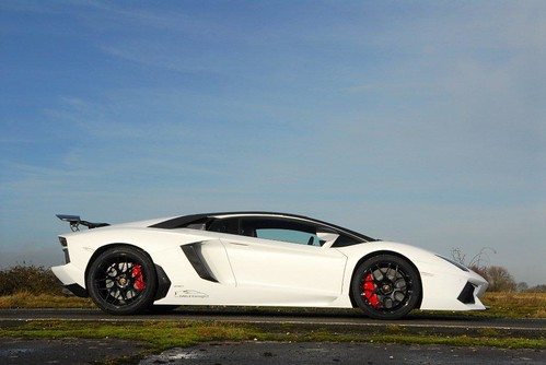 Custom Edition Lamborghini Aventador from Oakley Design