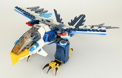70003 Eris' Eagle Interceptor