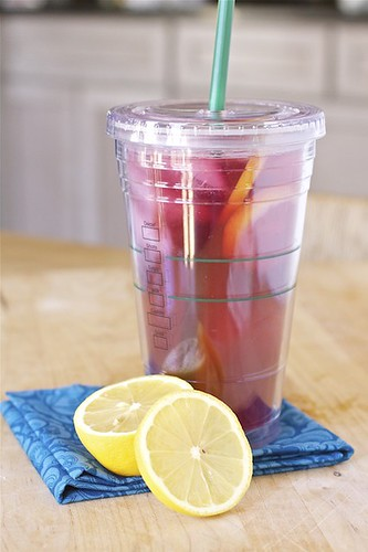 Iced Passion Tea Lemonade