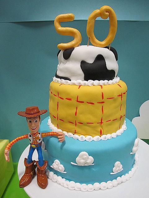 Toy Story Dessert Cake