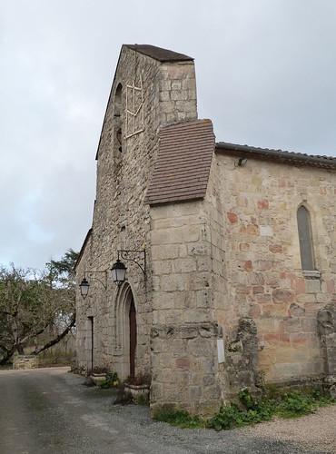 Landerrouat - L'Eglise Saint Jean 01