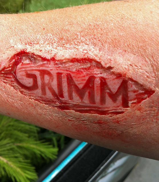 Grimm skin carving flickr photo sharing