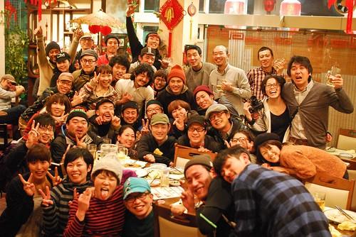 Circles2012大忘年会