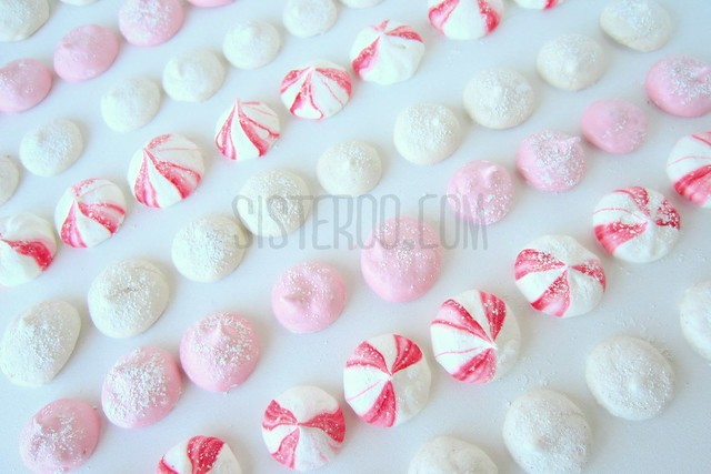 Sisteroo Party Meringues