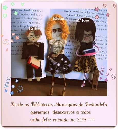 Os broches que nos representan by Bibliotecas Redondela