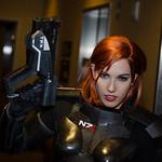 Commander Shepard from Mass Effect