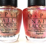 OPI Rent, OPI Thoroughly Modern Millie
