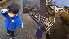 朝散歩 2012/12/31