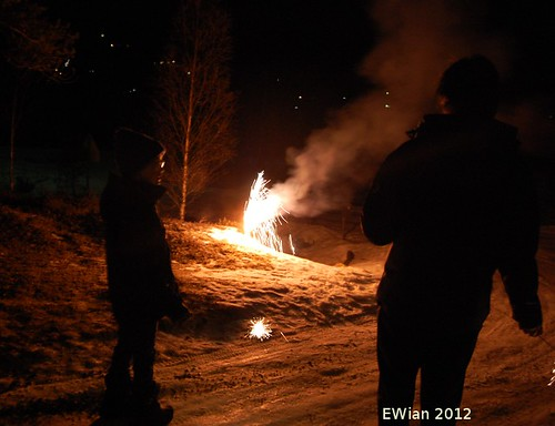 New Year Eve 2012