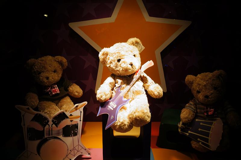 TEDDY BEAR 經典泰迪熊特展 <臺中新光>