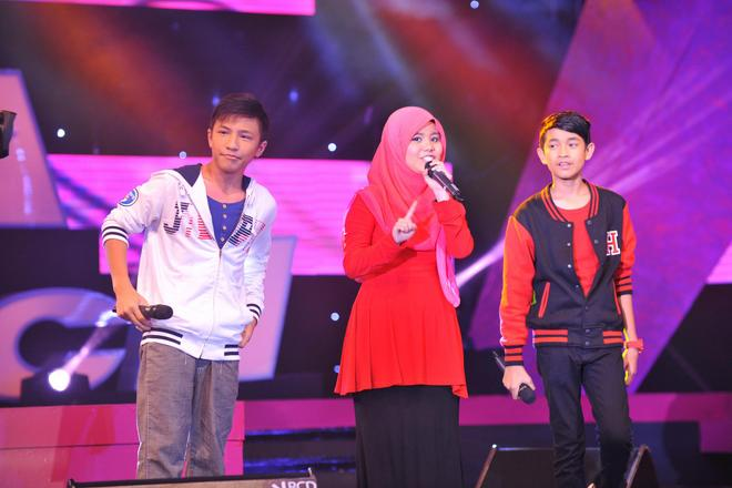 Najwa Latif, Harris & Hairul