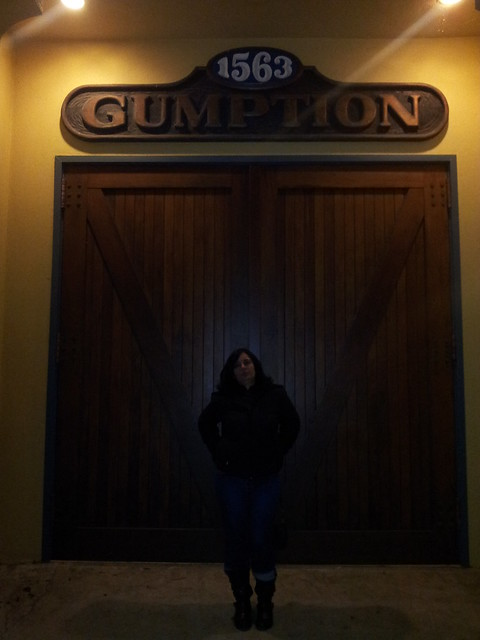 Header of gumption