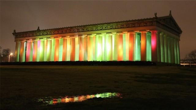 Nashville Parthenon 1 (ISO 12800)