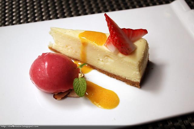 Okitchen -Cheesecake