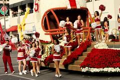 Stanford University Cheerleaders