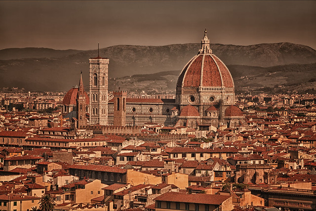 The Duomo - Firenze Italy