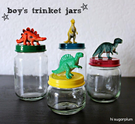 boys trinket jars