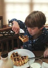 waffle boy by Teckelcar