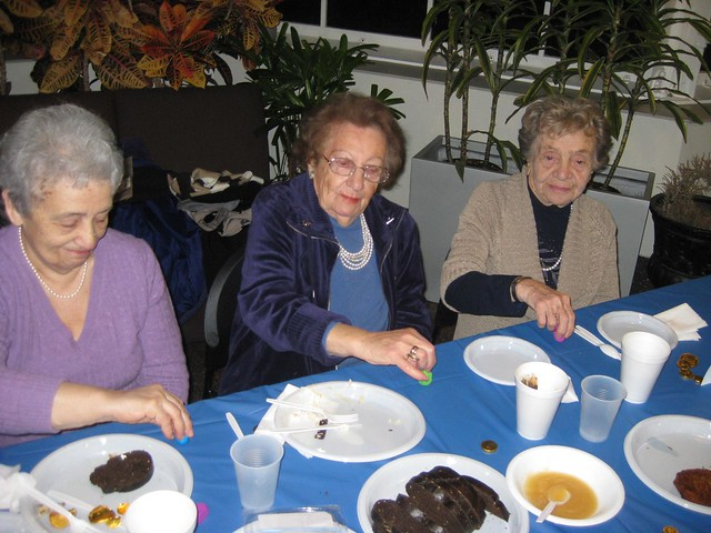 Hanukkah for Seniors