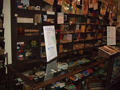 Emerging professions: stationery store