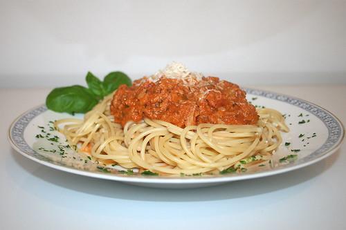 43 - Spaghetti al tonno - CloseUp