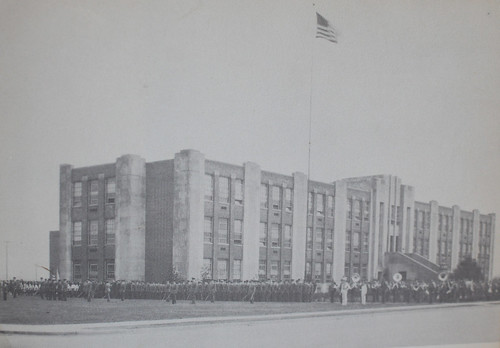 1941 George Washington High School Yearbok