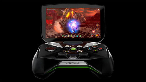 CES 2013: Nvidia Announces 'Shield', a New Gaming Handheld