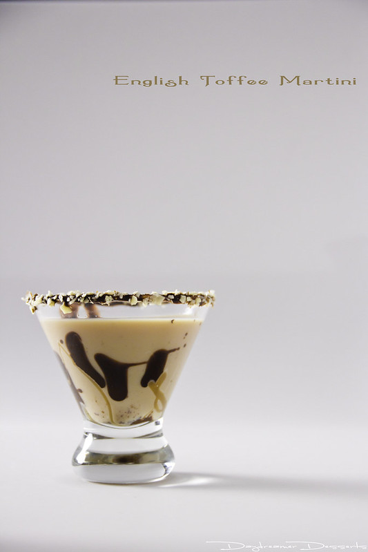 English Toffee Martini